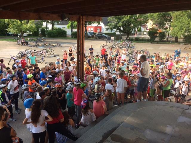 Radhelden An Der Lindenschule In Geislingen Wrsv